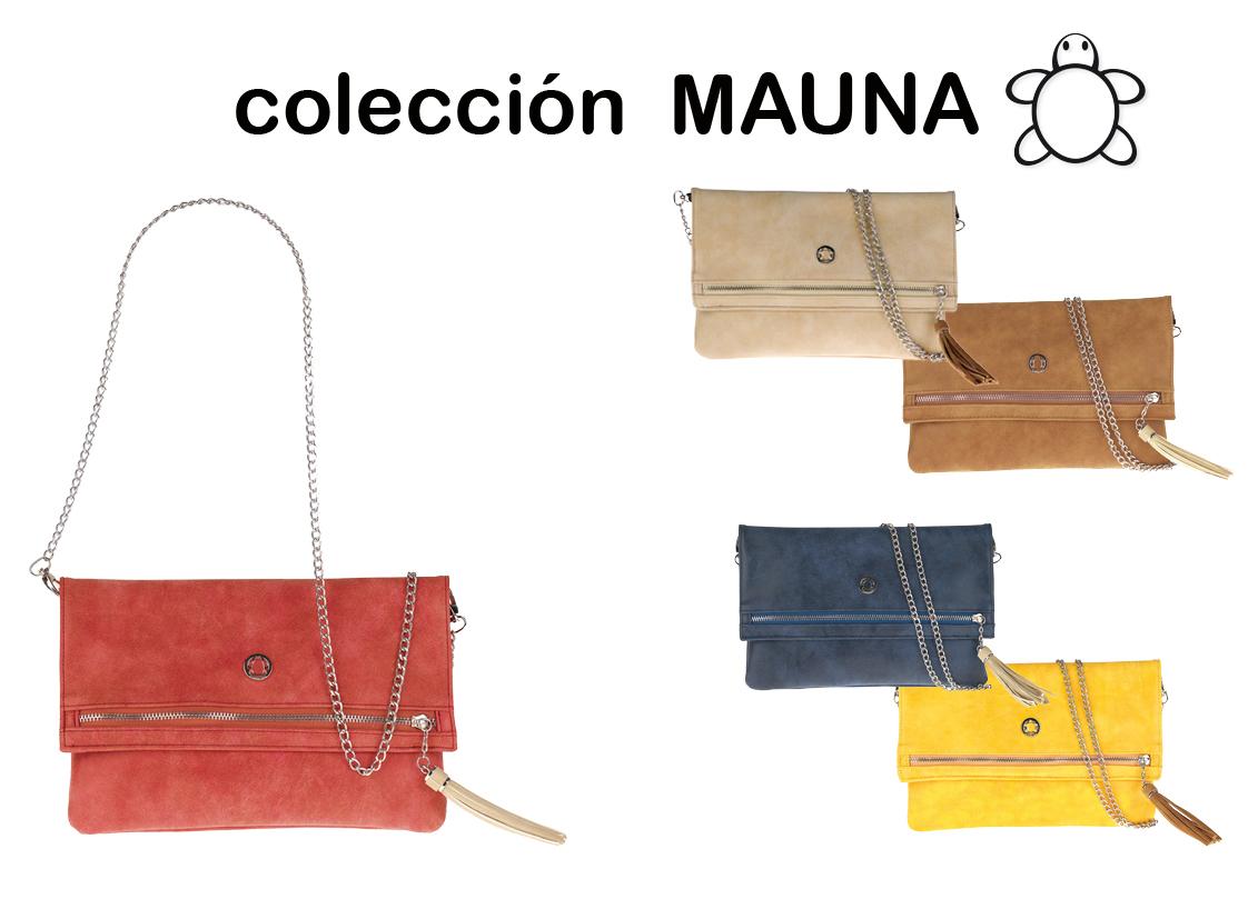 Colección Mauna 2016 Caminatta