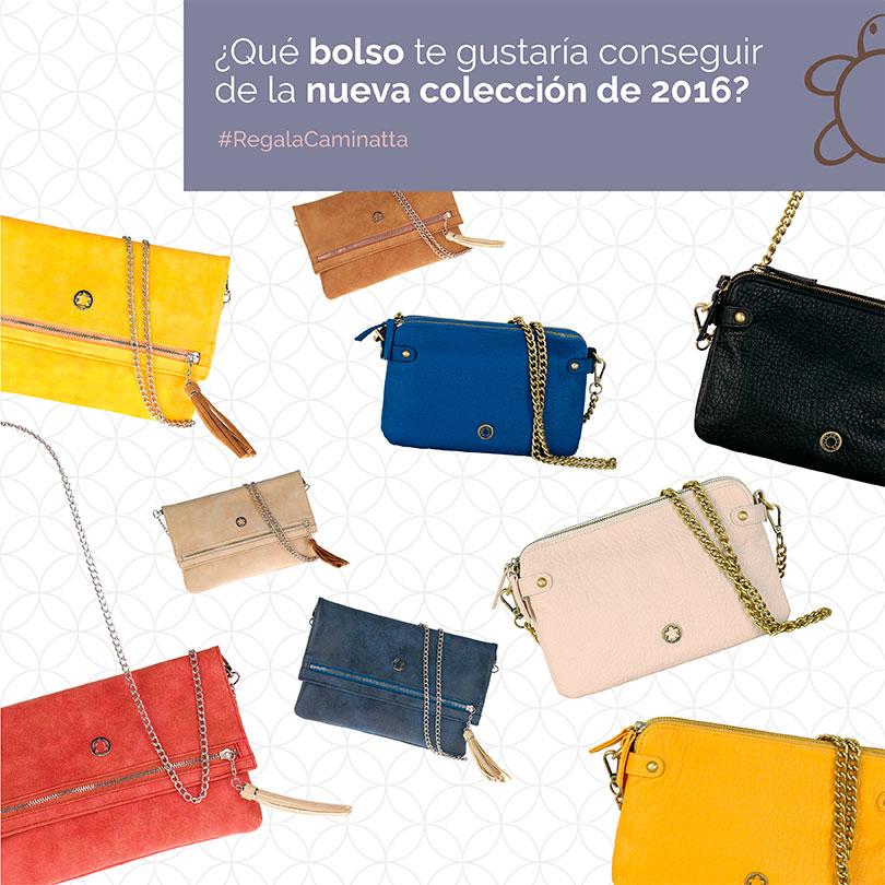 Sorteo de dos bolsos Caminatta de la nueva colección 2016