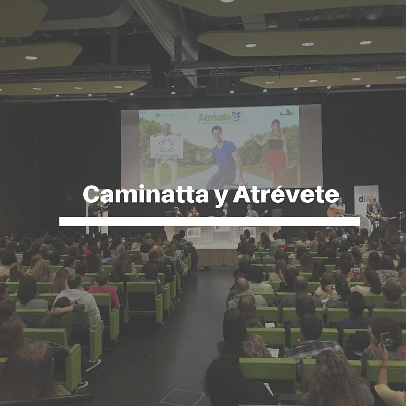 Los momentos más divertidos de Atrévete con Caminatta