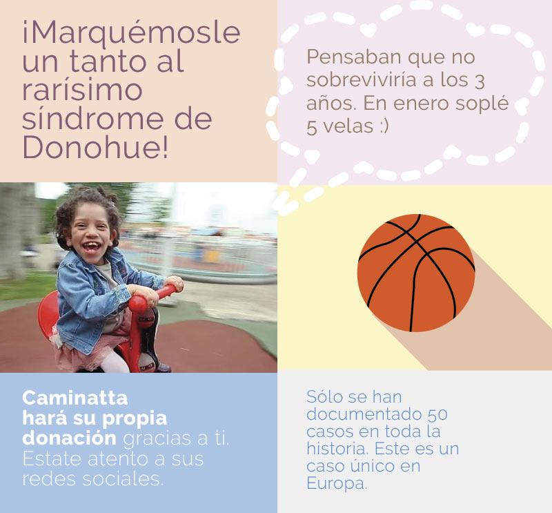 contra el síndrome Donohue