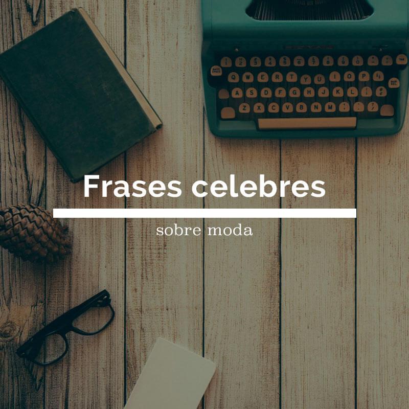 Las mejores frases sobre moda