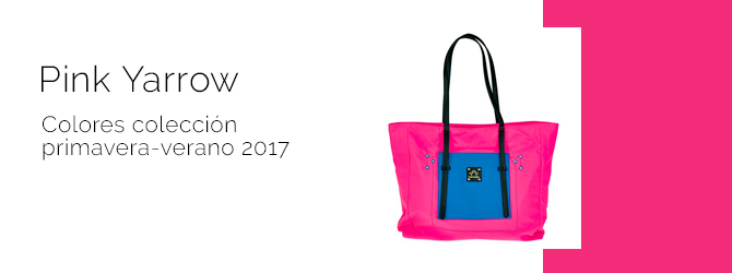 colores primavera verano 2017 bolsos