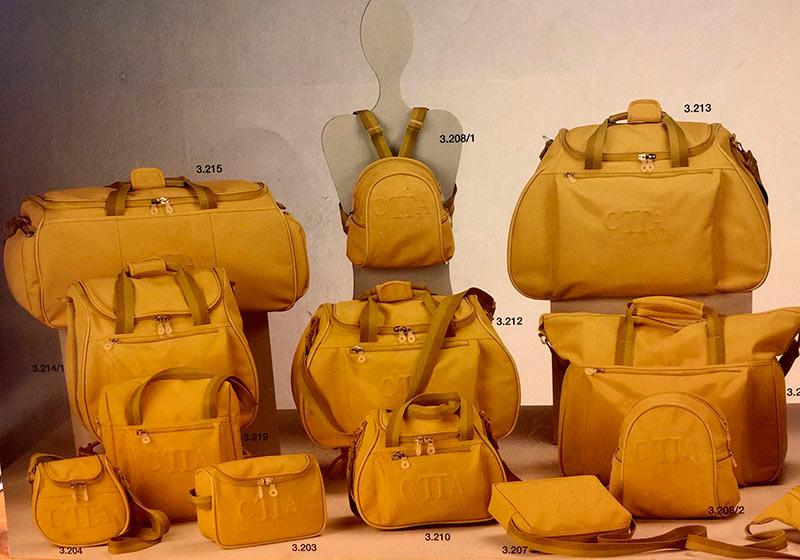 diseñadora de bolsos de Caminatta