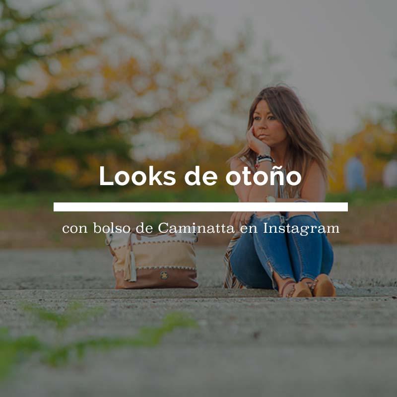 Los mejores 10 looks de otoño con bolso de Caminatta en Instagram
