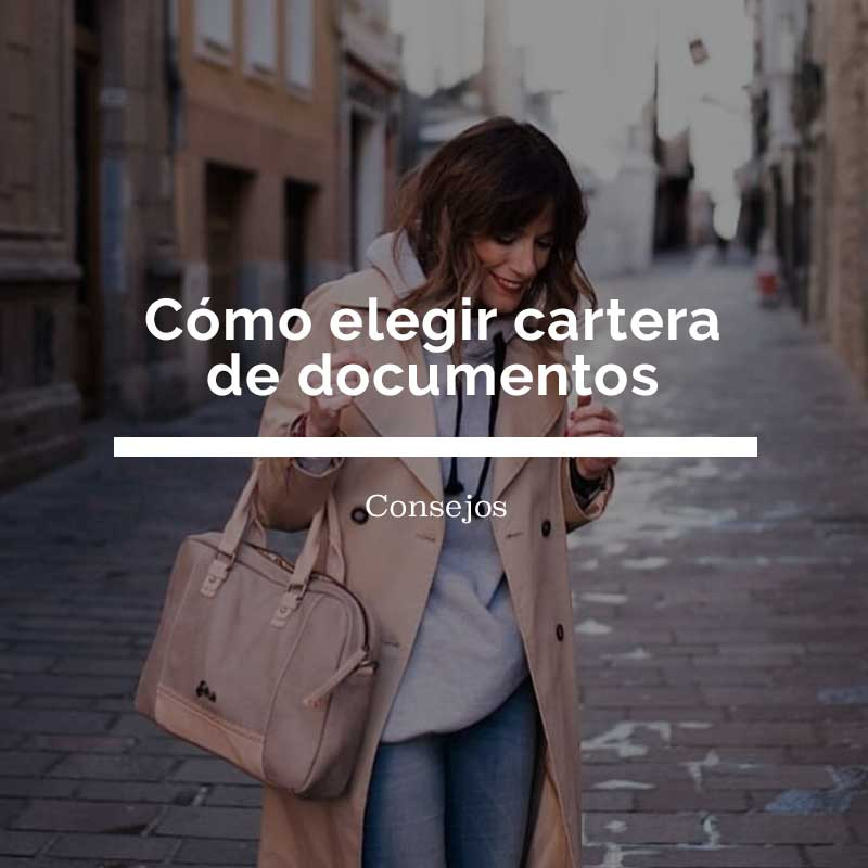elegir una cartera de documentos